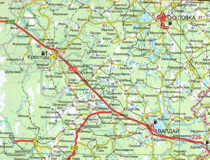 Карта Автомобильных Дорог Санкт Петербург